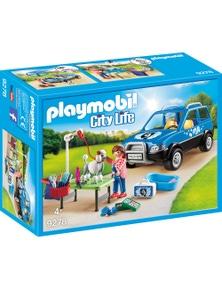 Playmobil - Mobile Pet Groomer