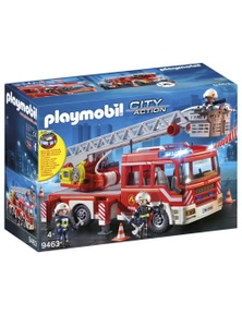 Playmobil - Fire Engine with Ladder