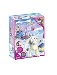 Playmobil - Yeti with Sleigh