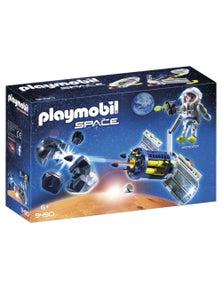 Playmobil - Satellite Meteoroid Laser