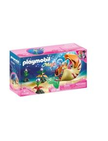 Playmobil - Mermaid with Sea Snail Gondola