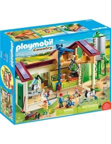 Playmobil - Farm with Animals