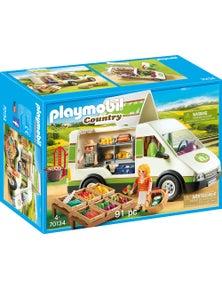 Playmobil - Mobile Farm Market