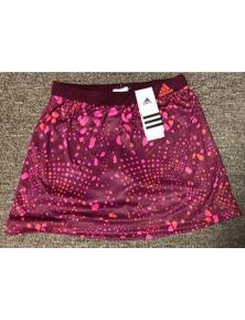 Adidas G Response Girls Skort Skirt Tennis Sports Competition