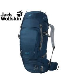 Jack Wolfskin Orbit 38L Day Pack Poseidon Blue Mens Womens Backpack Hiking Bag