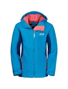 Grivla Jacket-Turquoise