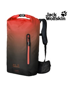 Halo 26 Pack Aurora Orange BackPack Mens Womens Trekking Hiking Bag Day Pack