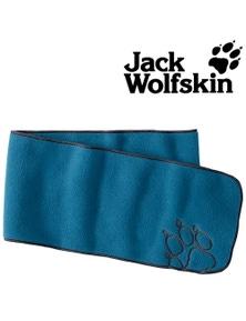 Jack Wolfskin Baksmalla Fleece Scarf Kids Winter Children Scarve - Glacier Blue