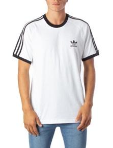 Adidas Men's T-Shirt In White