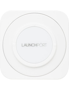 Launch Port Wall Station White
