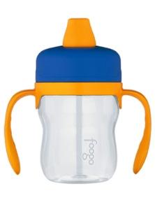 Thermos 235mL Foogo Soft Spout Tritan Sippy Cup w/Handles