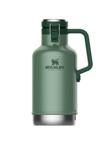 Stanley Classic 1.9L Insulated Green Easy Pour Beer Growler