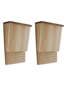 Bat House (Set Of 2)