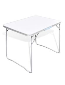 Foldable Aluminum Camping Table