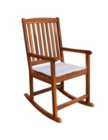Acacia Wood Garden Rocking Chair