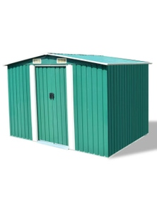 Metal Garden Storage Shed