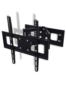 Double-Armed Tilt-Swivel Wall TV Bracket