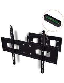 3D Double-Armed Tilt Swivel Wall TV Bracket