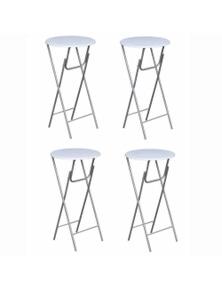 Bar Tables (Set Of 4)