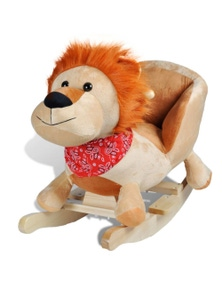 Animal Baby Rocker - Lion