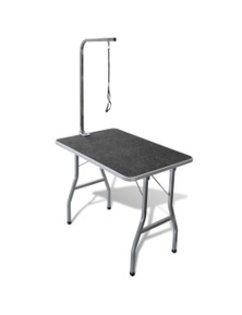 Bath Grooming Table For Pets Adjustable 1 Loop