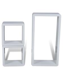 Cuboid Shelf (Set Of 3)