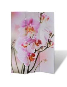 Room Divider - Flower Print