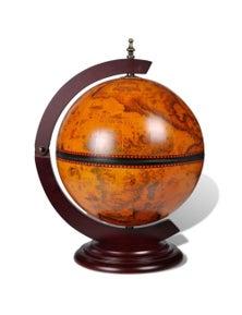 Globe with Embowed Wine Liquor Stand