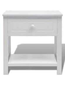 Bedside Cabinet Wood