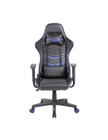 Pure Acoustics Spider Iron Gaming Chair - Black/Blue
