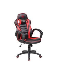 Pure Acoustics Spider X Gaming Chair - Black/Red
