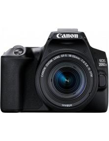 Canon EOS 200D Mark II Digital SLR Camera wtih 18-55mm Lens