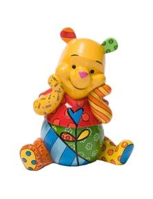 Britto Disney Winnie The Pooh Figurine