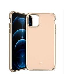Itskins Hybrid Glass Phone Case - Iphone 12 Pro - Rose Gold