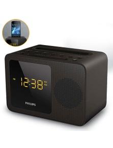 Philips AJT5300 Bluetooth Dual Alarm Clock Radio