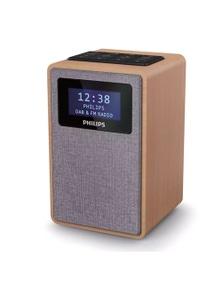Philips Dab+ Clock Radio