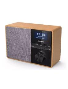 Philips Dab+ Clock Radio W/ Timer