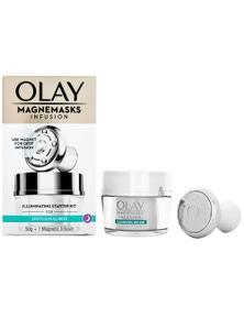 Olay Magnemasks Infusion Illuminating Mask Starter Kit 50g