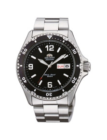 Orient Watch FAA02001B9 Mako II Taucher Men Silver