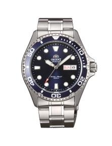 Orient Watch FAA02005D9 Ray II Taucher Men Silver