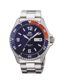 Orient Watch FAA02009D9 Mako II Taucher Men Silver