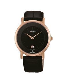Orient Watch FGW0100BB0 Men Gold