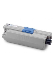 OKI Toner Cartridge Cyan for C301/321/MC342