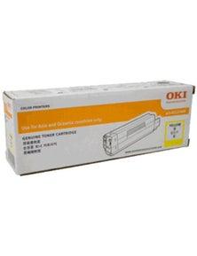 OKI Toner Cartridge Yellow for C532, MC563, MC573