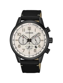 Citizen Eco-Drive Chronograph Gents Watch CA4425-10X