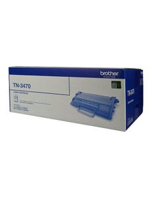 Brother TN3470 Toner Cartridge 12,000 Pages