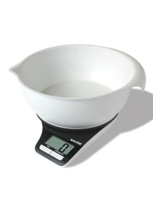 Salter Measuring Jug Electronic Kitchen Scale