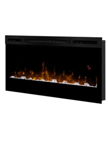 Dimplex BLF3451 34 Wall-Mounted PRISM Electric Fire with Pebbles