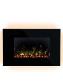 Dimplex 2kW Toluca Wall Mounted Electric Fire