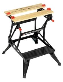 BLACK+DECKER WorkMate Dual Height Workbench